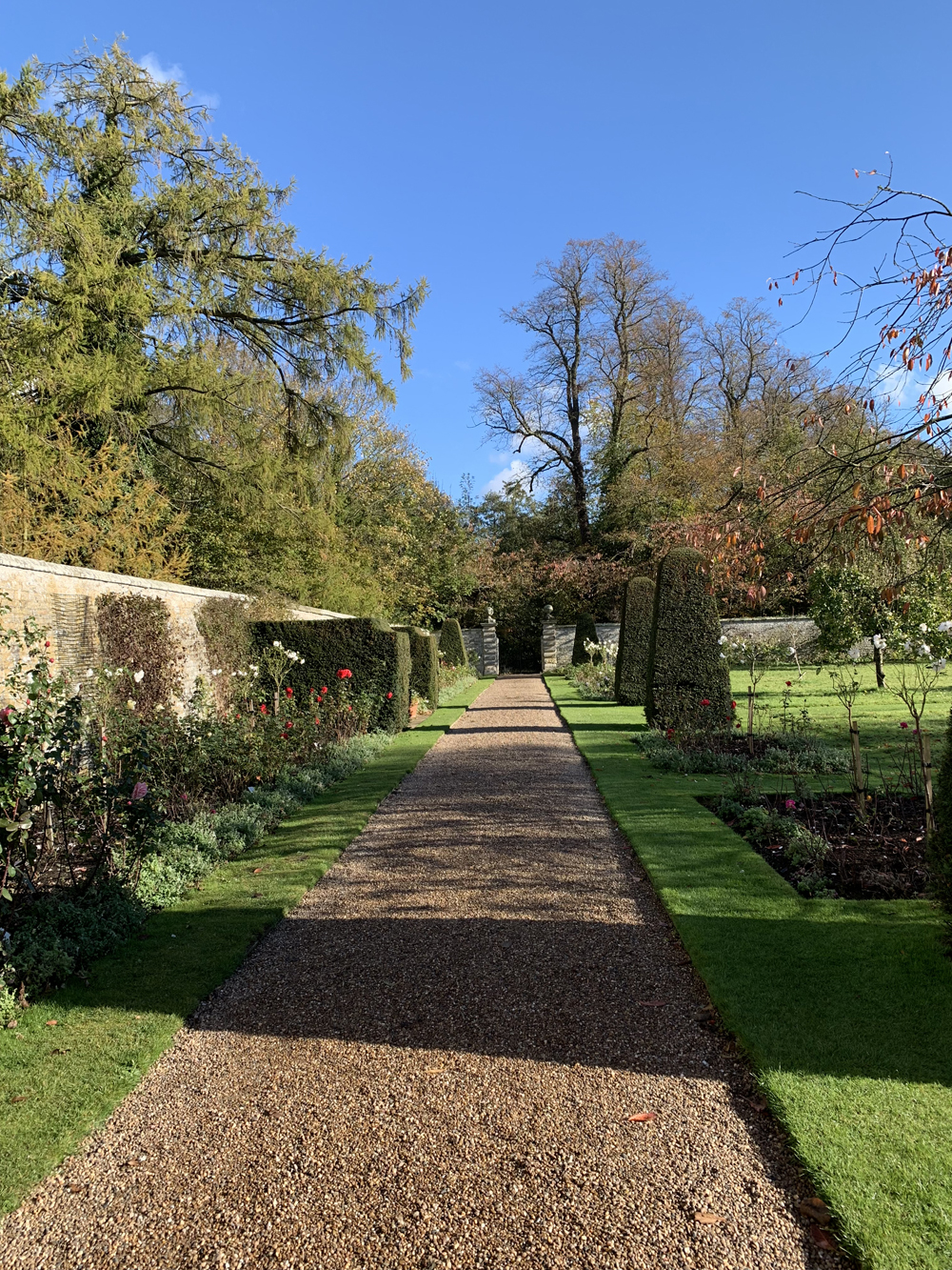 Beautiful Gardens at Nunnington Hall National Trust
