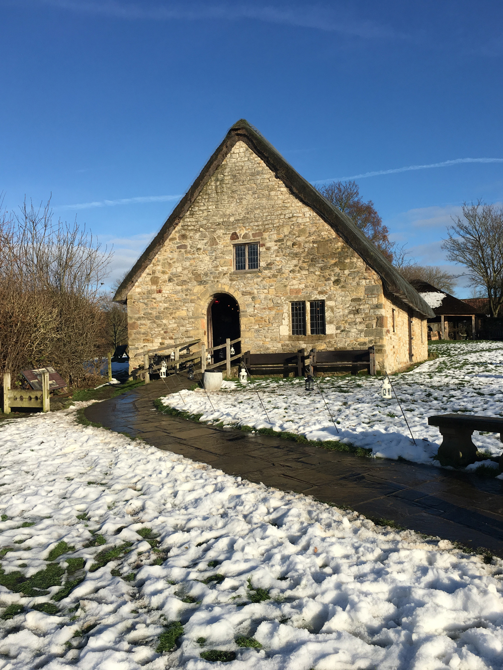 Very family friendly museum at Hutton le Hole Ryedale Folk Museum