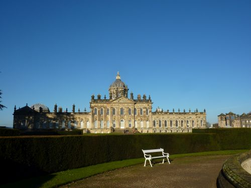 Castle Howard - Historical Houses, Gardens and Musems Low Costa Mill