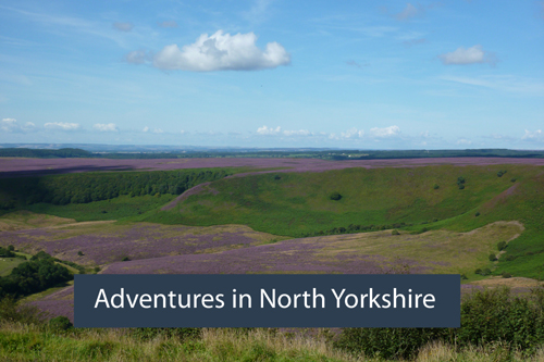 Adventures in North Yorkshire - Local area Low Costa Mill self catering cottages Pickering