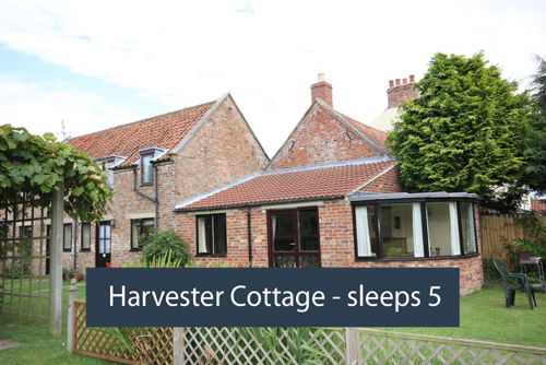 Harvester Cottage