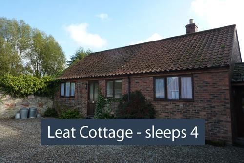Leat Cottage