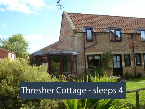 Thresher Cottage